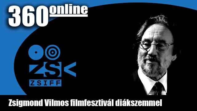 Zsigmond Vilmos Filmfesztivál diákszemmel