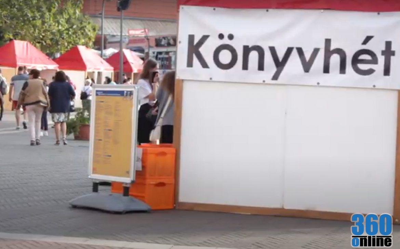 Ünnepi Könyvhét Szegeden