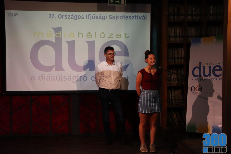 Szegedi sikerek egy országos tehetségkutató diákmédia pályázaton